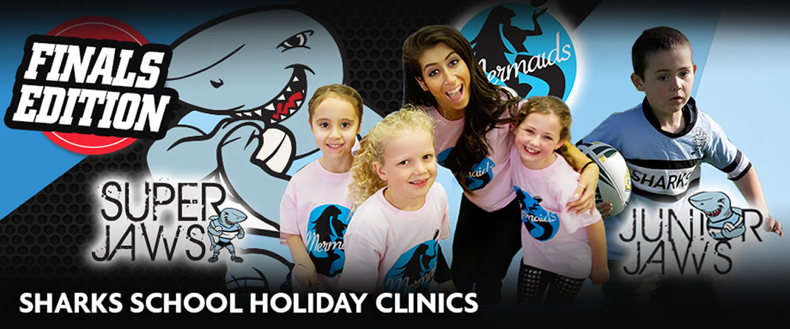2015 Cronulla Sharks - September Clinics
